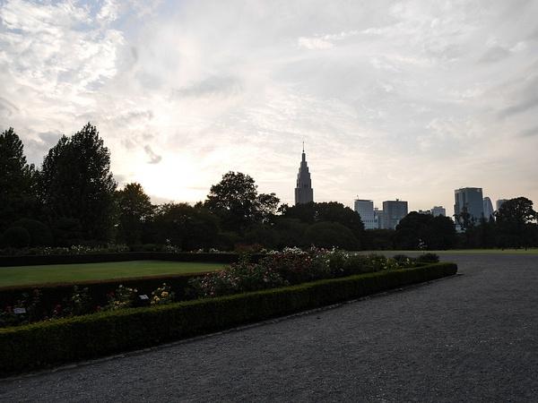 Citypuisto by hannajamikko