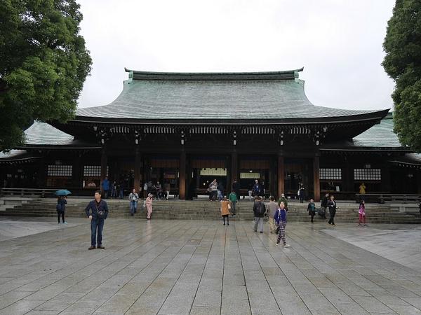 Meiji Jingun temppeli by hannajamikko