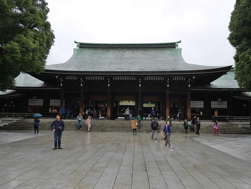 Meiji Jingun temppeli