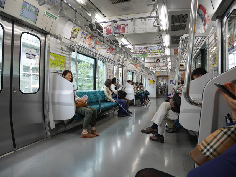 Tokyon metrossa