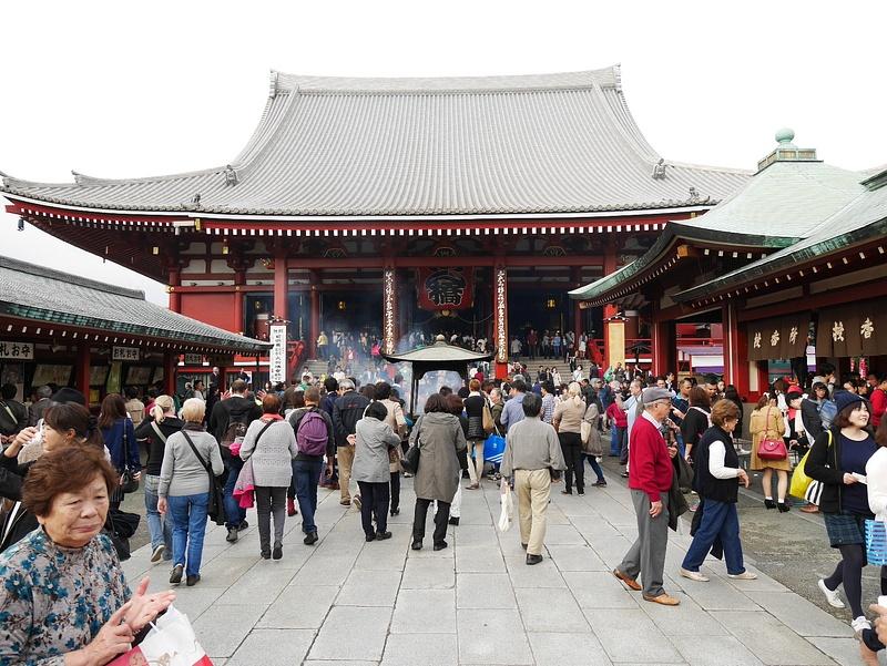 Asakusa pyhäkkö