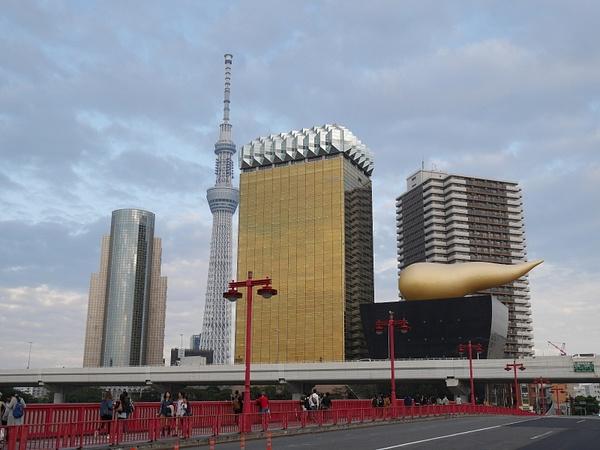 Tokyo Skytree - maailman korkein torni by hannajamikko