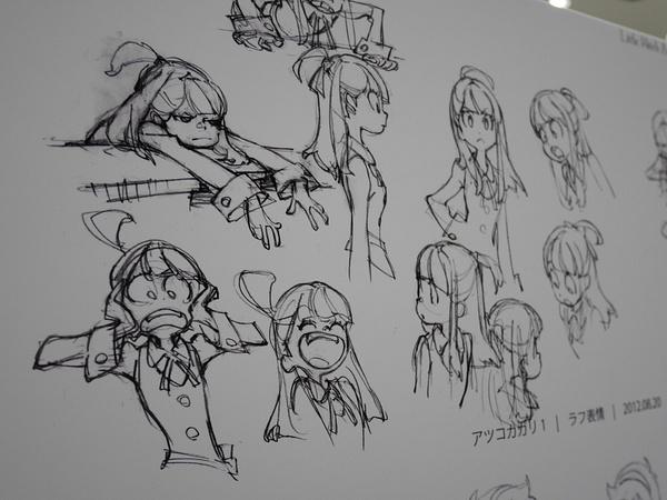 Käytiin Anime ja elektroniikka kaupungin osassa. Kuva Tokyo Anime Centrestä. by hannajamikko