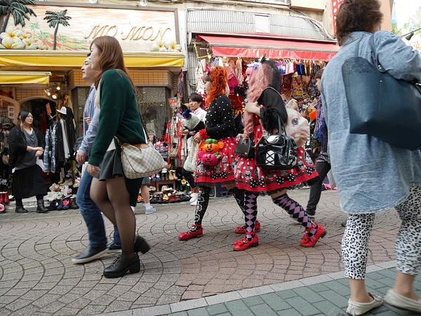Harajuku Street Style Part II by hannajamikko