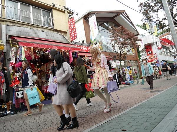 Harajukun Street Style Part III by hannajamikko