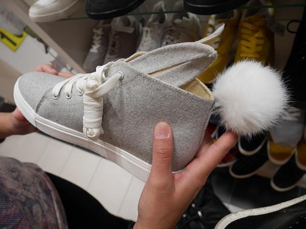 Hannan unelmien kengät. Tulisikohan Suomessa käytettyä? by hannajamikko