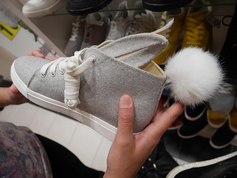 Hannan unelmien kengät. Tulisikohan Suomessa käytettyä?