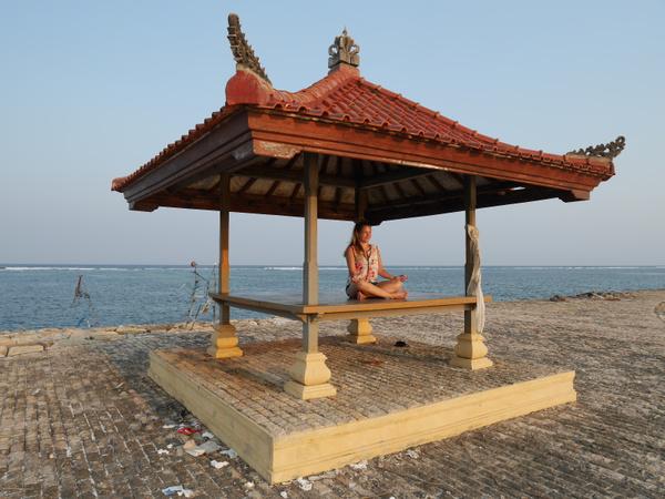 Meditointia merellä. by hannajamikko