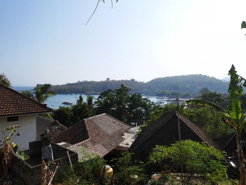 Padangbain kalastajakylä.