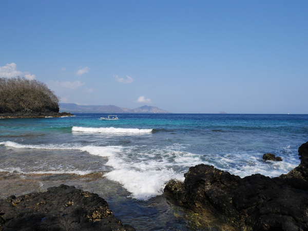 Blue Lagoon. by hannajamikko