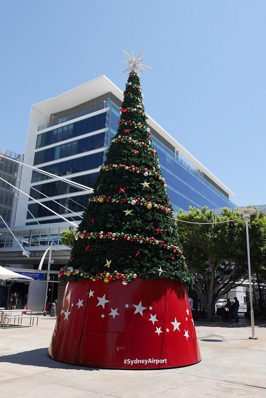 Hyvää Joulua 43 asteisesta Sydneystä
