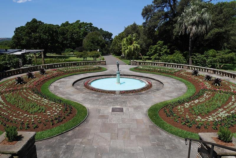 Sydney Royal Botanic garden, kaunein puisto ikinä!