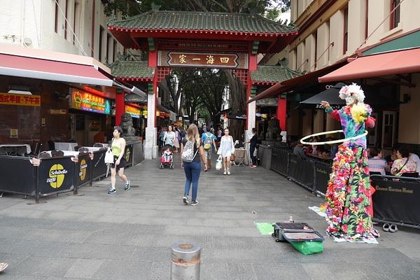 China Townin ravintolakatu by hannajamikko