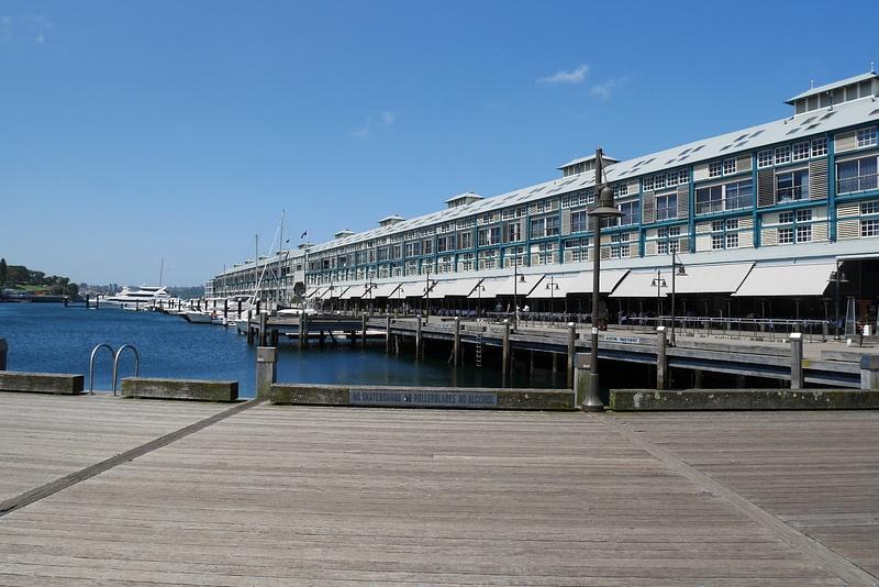 Woolloommooloo Harbor