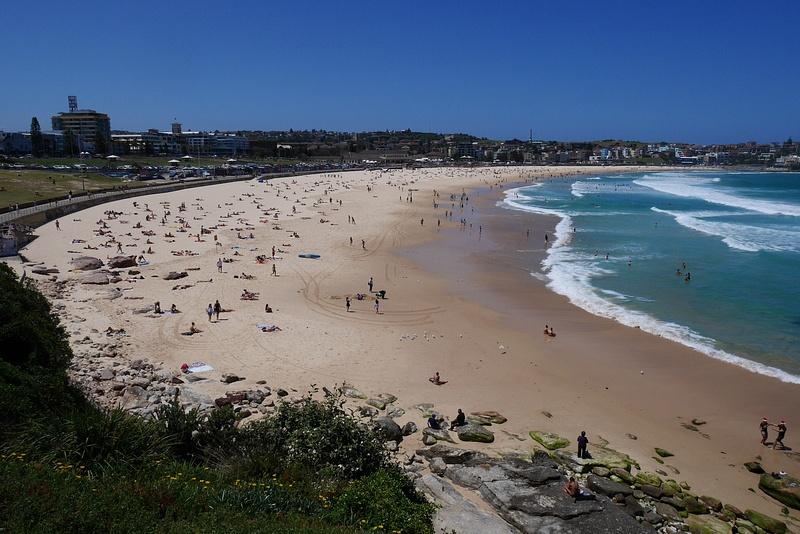 Sydneyn Bondi Beach