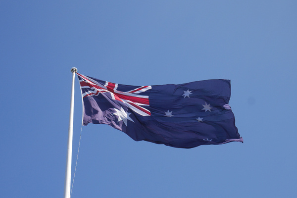 Australia by hannajamikko