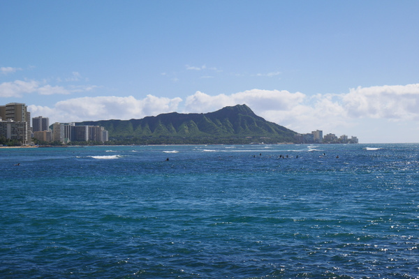 Diamond Head by hannajamikko