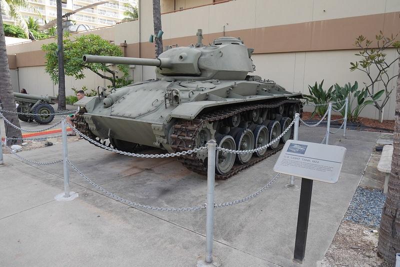 Kevytpanssarivaunu 2. maailmansodasta