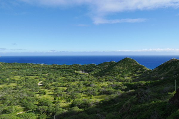 Diamond Head Valley by hannajamikko