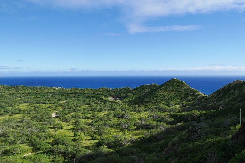 Diamond Head Valley