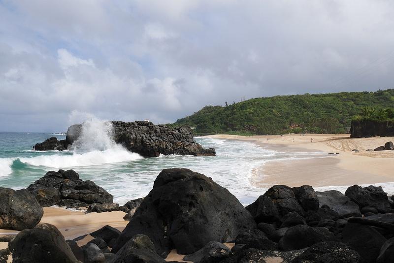Waimea on surffareiden lempparipaikkoja saarella isojen aaltojen vuoksi