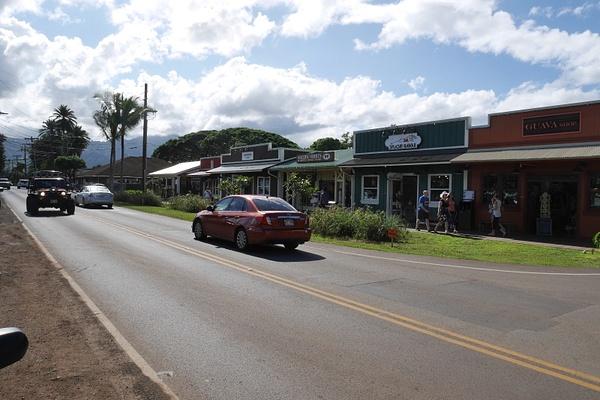 Haleiwan kylää saaren pohjoispuolella by hannajamikko