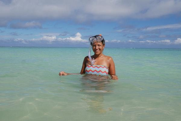 On tullut snorklattua paljon aina Balilta asti by hannajamikko
