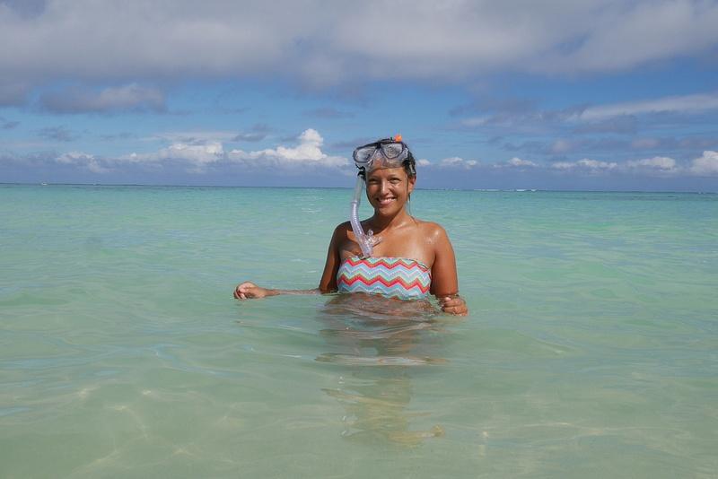 On tullut snorklattua paljon aina Balilta asti