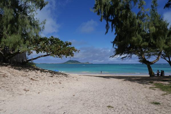 Kailua Beach by hannajamikko