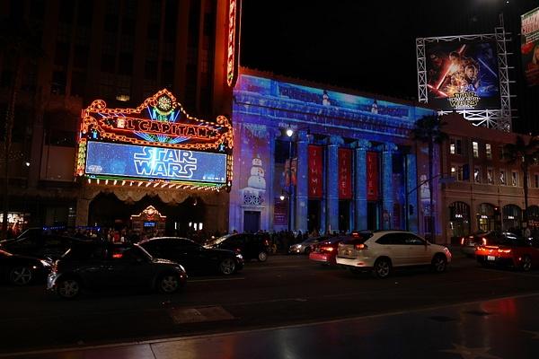 Disney El Capitan Theatre ja Jimmy Kimmel Live by hannajamikko