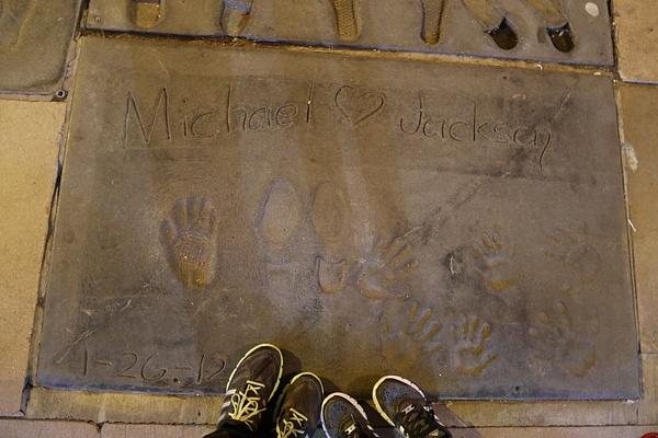 Michael Jackson by hannajamikko
