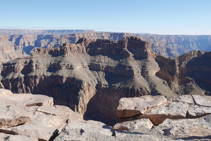 Grand Canyonin kiellekkeellä