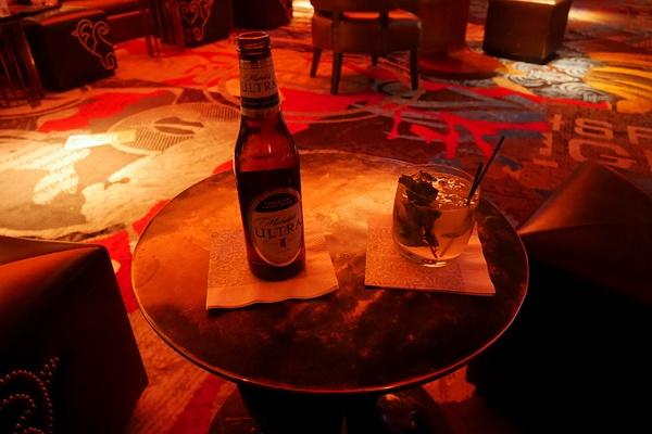 Amerikkalainen olut ja Mojito Cosmopolitan Casinolla by hannajamikko