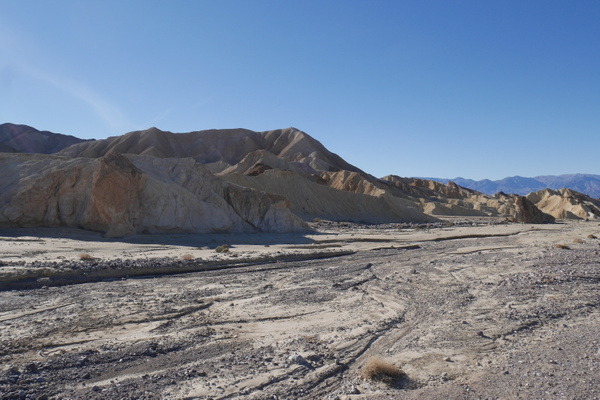 Death Valleyn kansallispuisto by hannajamikko