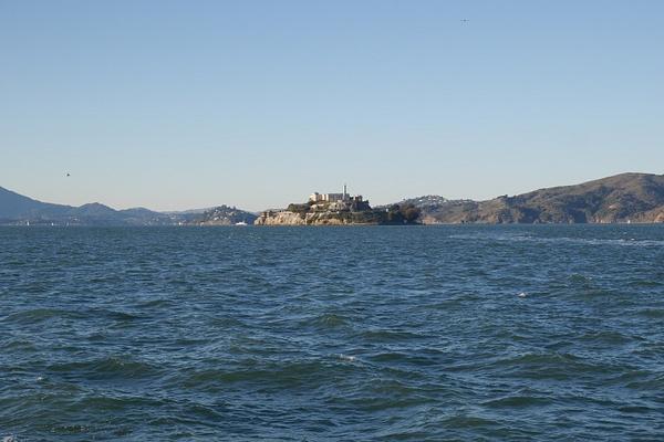 Alcatrazin vankilasaari by hannajamikko