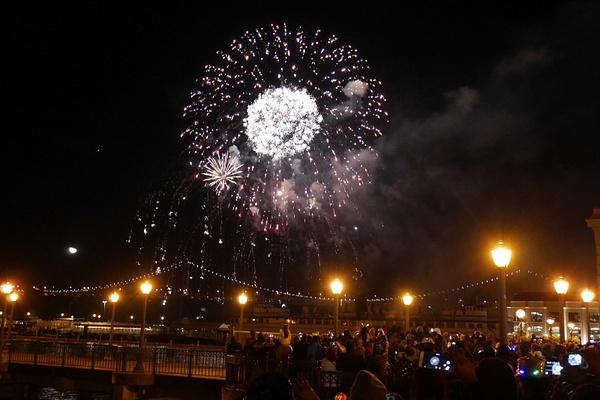 Hyvää uutta vuotta San Franciscosta! by hannajamikko
