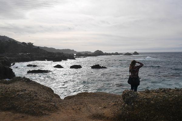 Hanna bongailemassa valaita. by hannajamikko