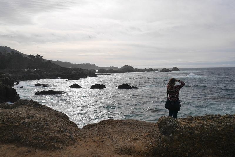 Hanna bongailemassa valaita.