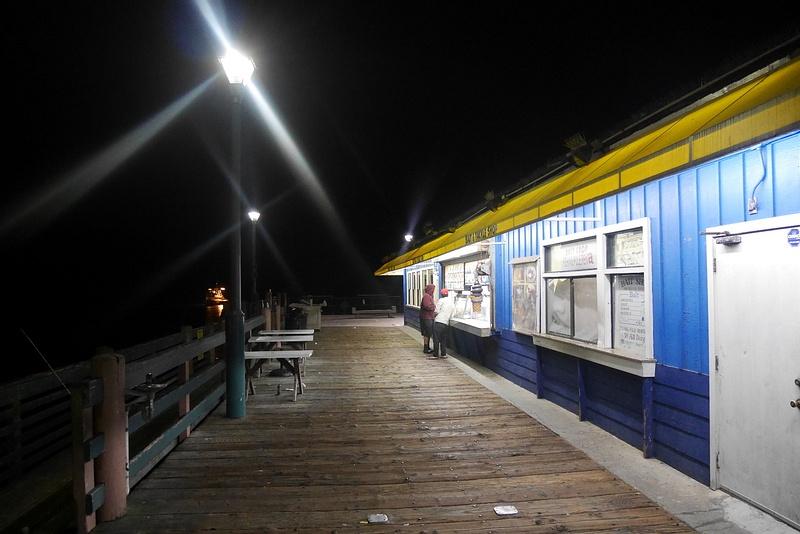 The OC sarjasta tuttu pier ravintola