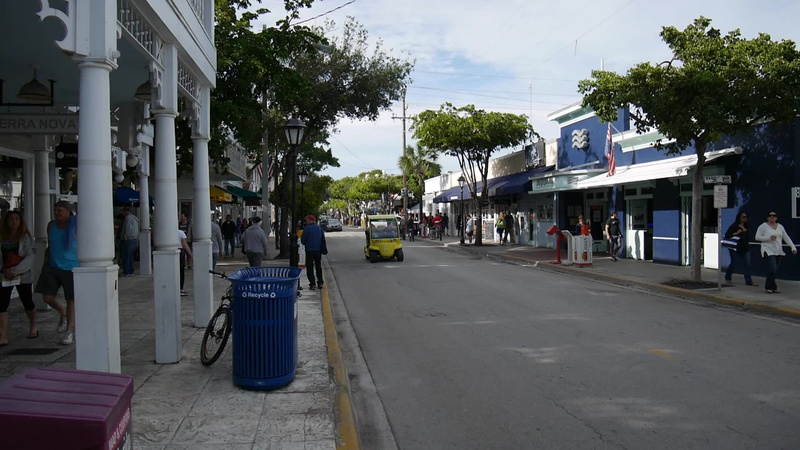 Key Westin pääkatu