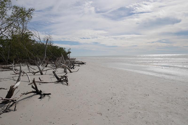 Toisaiseksi valkoisinta hiekkaa tällä reissulla