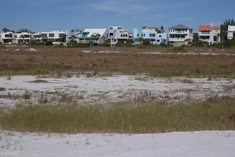 Merenrannan taloja