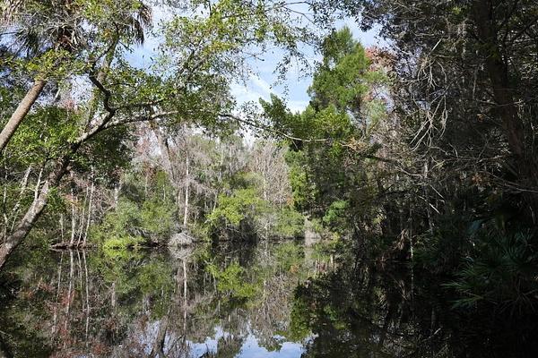 Veneajelulla kansallispuistossa by hannajamikko