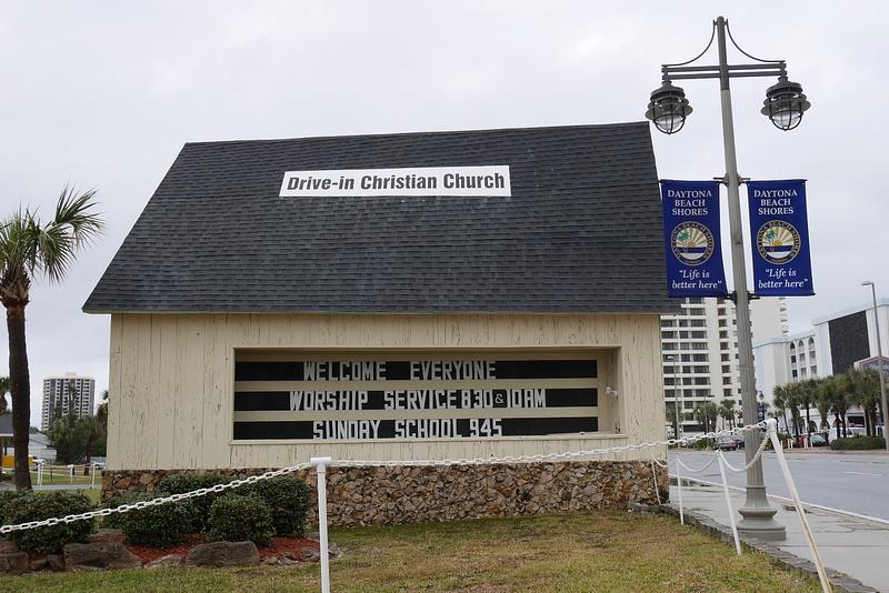 Drive-in kirkko