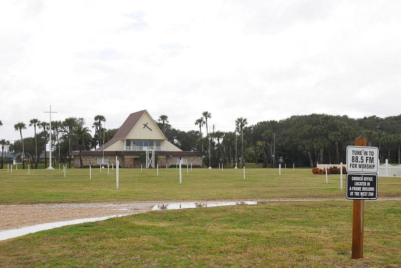 Daytona beach drive-in kirkko