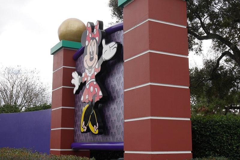Ajettiin Disney Worldin läpi