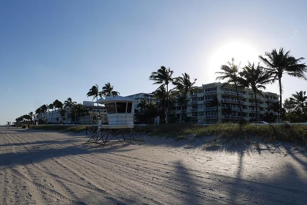 Palm Beach by hannajamikko