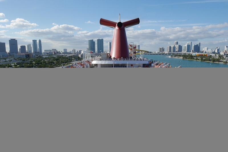 Miami jää taakse