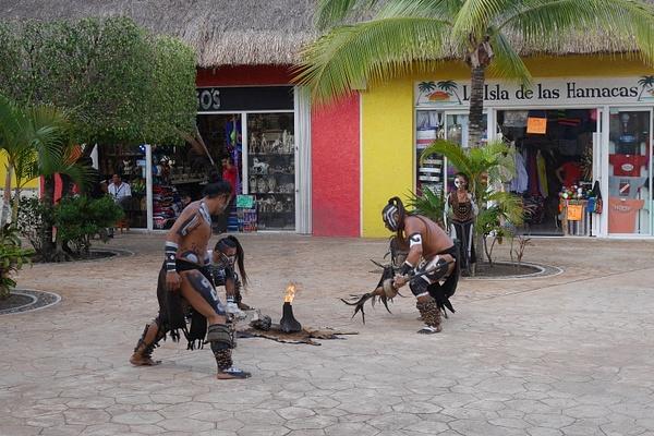 Cozumel, Meksiko by hannajamikko