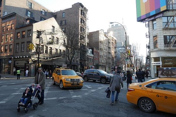 West Village by hannajamikko